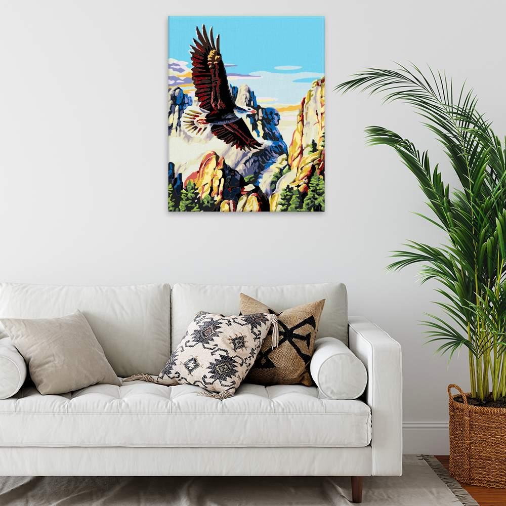Obraz na zdi Orel bělohlavý