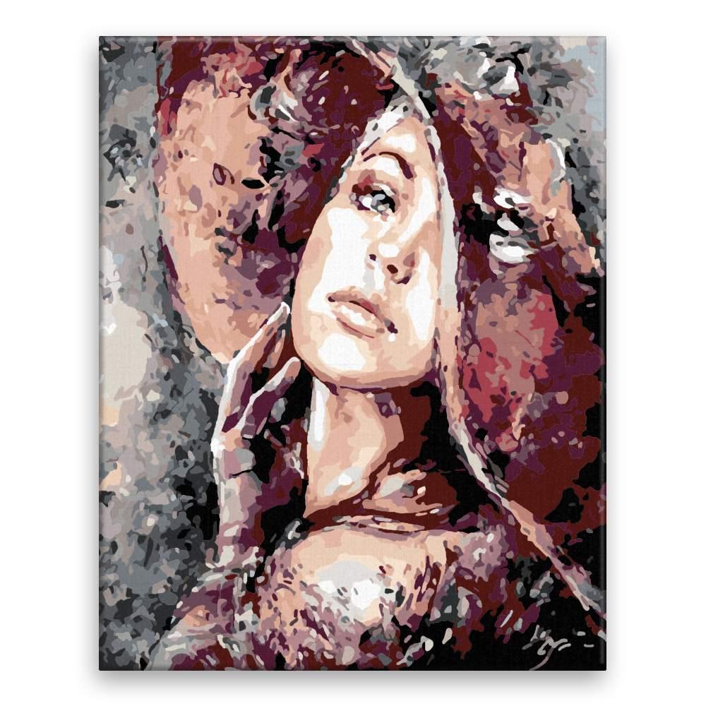 Malování podle čísel Elegance