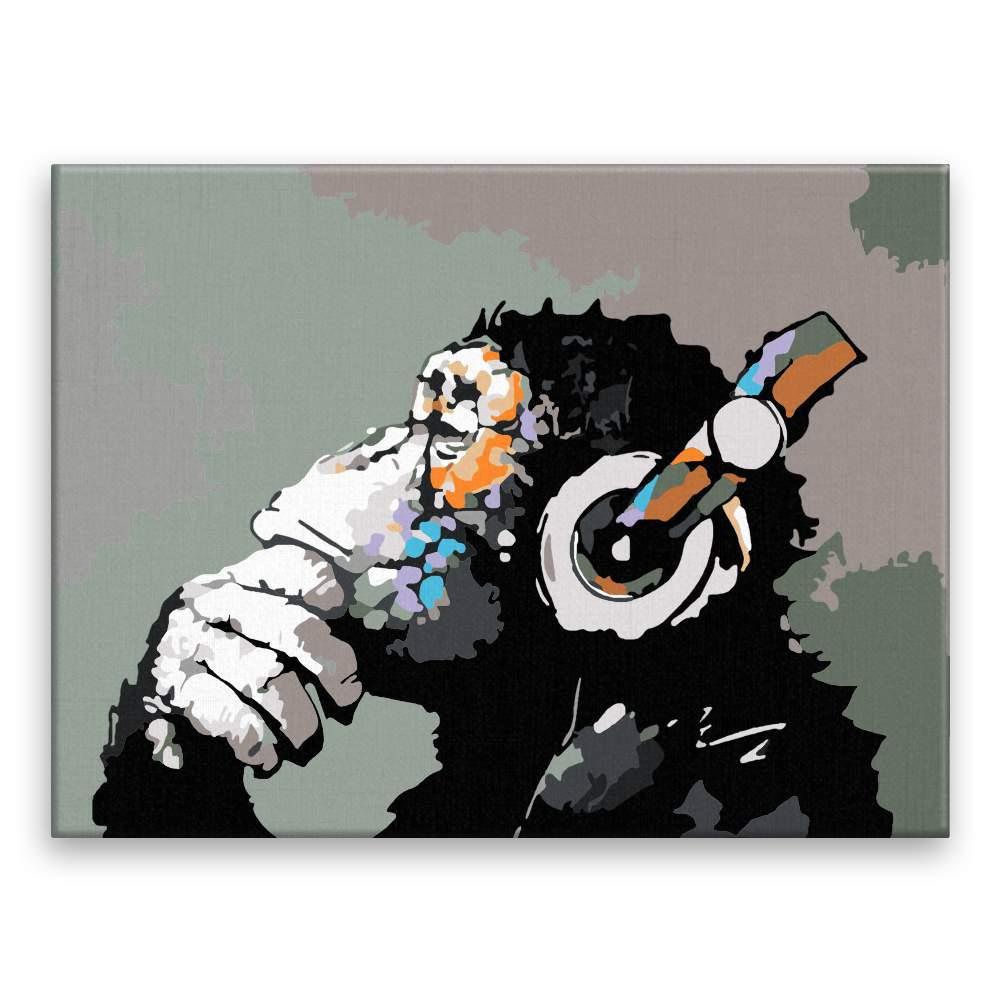 Malování podle čísel V hudebním zamyšlení