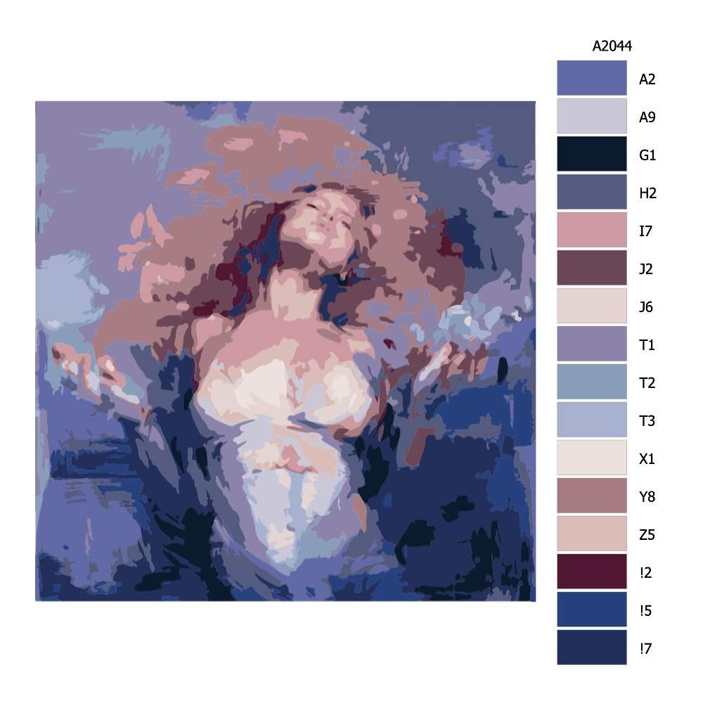 Malování podle čísel Energie
