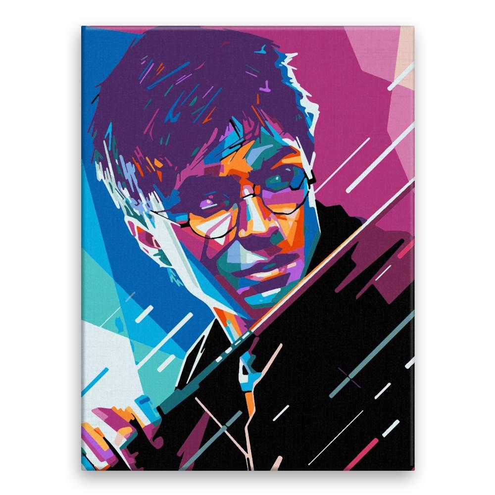 Malování podle čísel Harry Potter 01