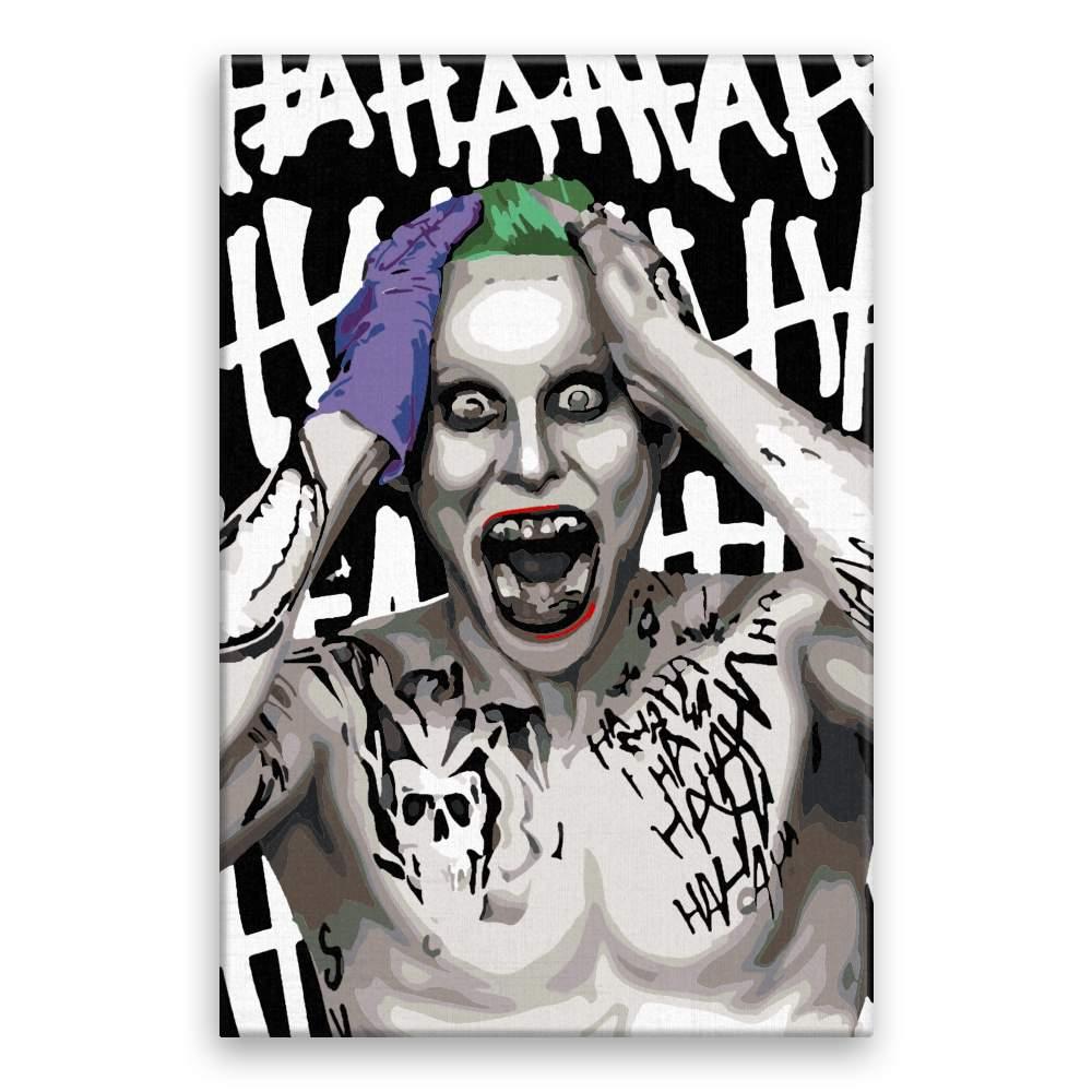 Malování podle čísel Joker 04